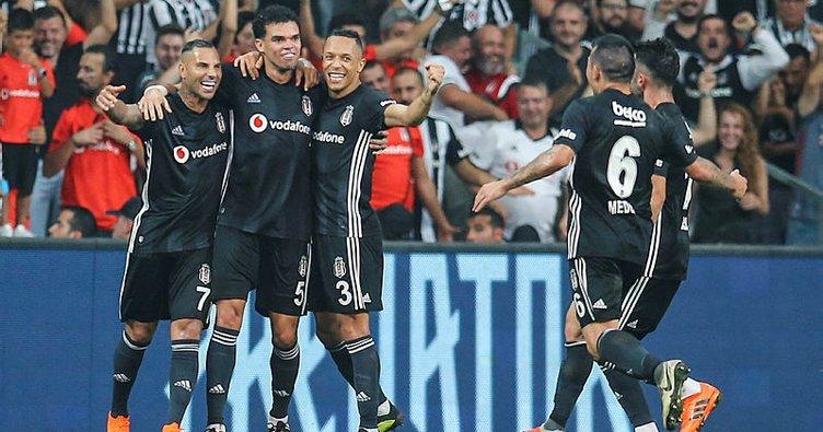 Beşiktaş, UEFA Avrupa Ligi'nde gruplarda