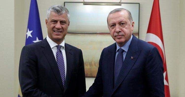 Kosova'dan Erdoğan'a Kovid-19 teşekkürü