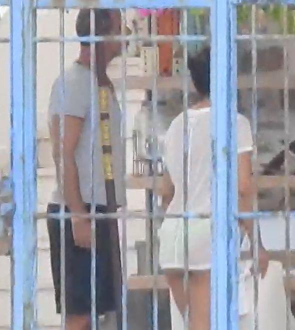 Murat Başoğlu ve Hande Bermek ihanetten sonra ilk kez görüntülendi