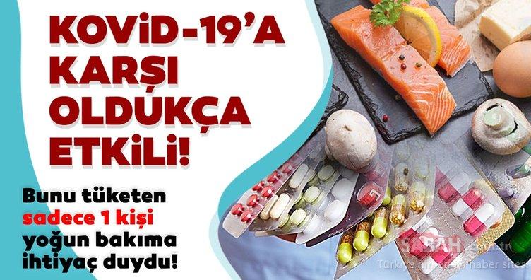 Bu vitamin koronavirüsten koruyor! Bağışıklık sisteminizi KOVİD-19'a karşı güçlendirecek gıda ve vitamin…
