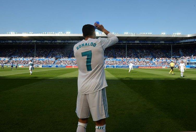 Cristiano Ronaldo, Bir şampiyonun hikayesi'ni yazdı