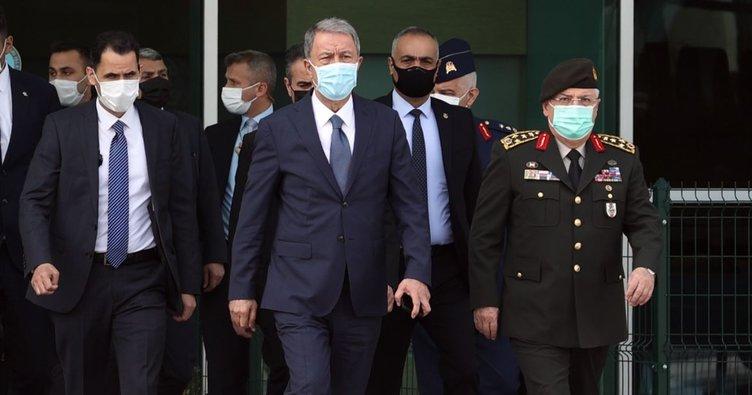Son dakika haberi: Türkiye'den Libya çıkarması! Kuvvet komutanları ile gittiler...