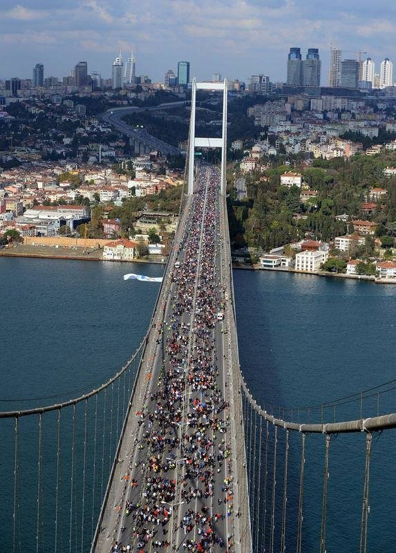 34. Vodafone İstanbul Avrasya Maratonu
