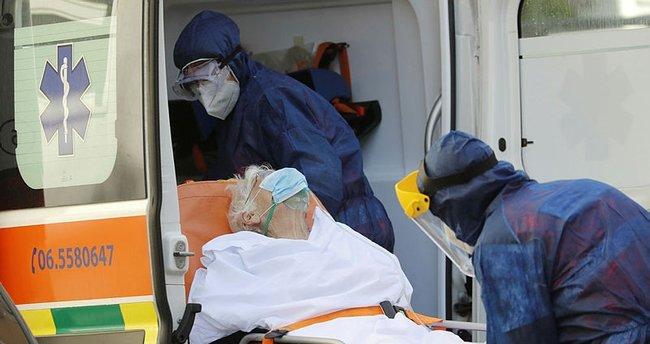 İtalya'da son 24 saatte Kovid-19 nedeniyle 262 kişi hayatını kaybetti