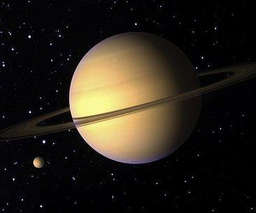 Satürn'ün uydusu Titan'da deniz seviyesi tespit...