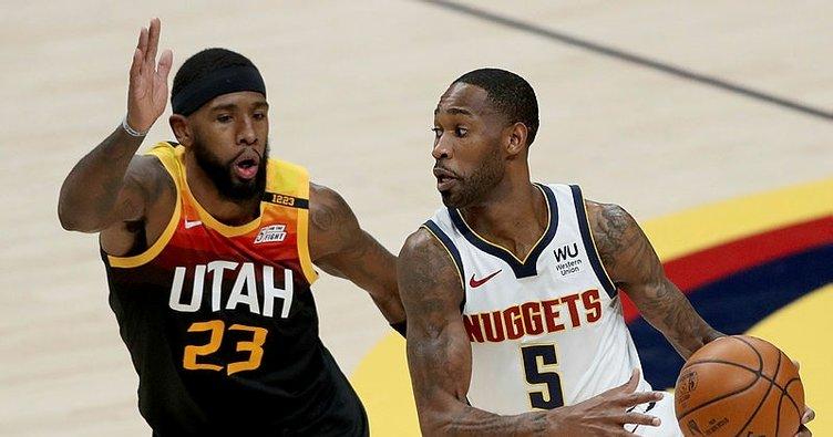Jazz'ın 11 maçlık serisini Nuggets bitirdi
