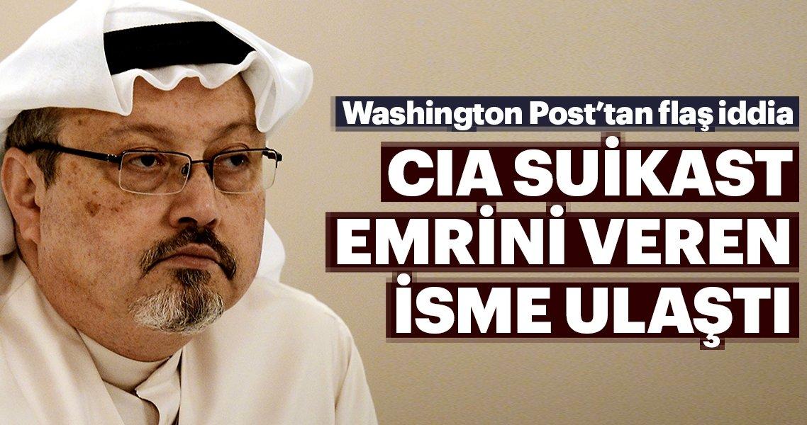 CIA'e göre Cemal Kaşıkçı'nın öldürülmesi emrini Prens Selman verdi