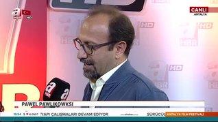 Dünyaca ünlü İranlı yönetmen Asghar Farhadi, A Haber'e konuştu