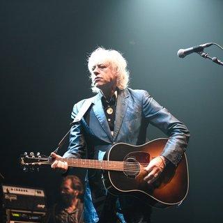 Bob Geldof ile İstanbul'da unutulmaz bir gece