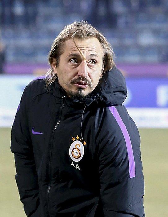 Ayhan Akman, Galatasaray günlerini anlattı