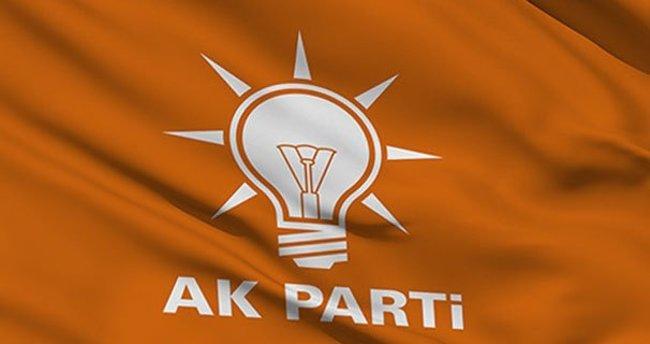 AK Parti Muş Merkez İlçe Başkanlığı feshedildi