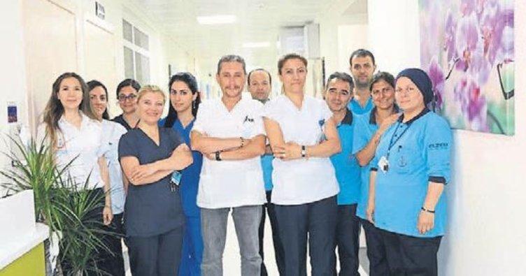 Palyatif Bakım Ünitesi ilk hastalarını kabul etti