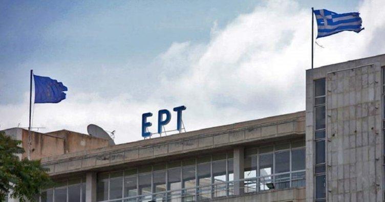 Yunanistan'da devlet televizyonu işgal edildi