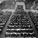 Milletler Cemiyeti ilk toplantısını Paris'te yaptı