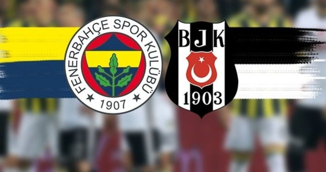 İşte Fenerbahçe - Beşiktaş derbisinin 11'leri!