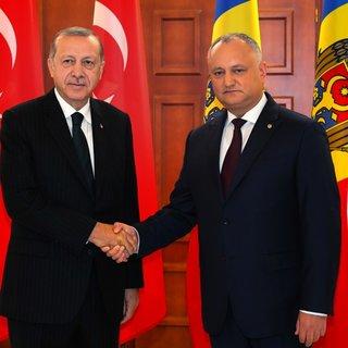 Başkan Erdoğan'dan Moldova'da önemli açıklamalar