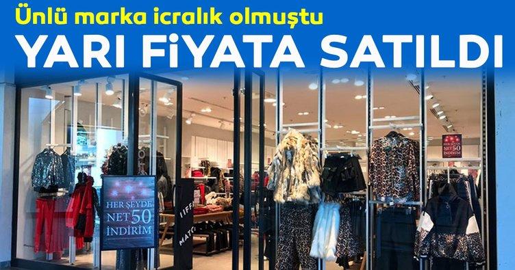 Ünlü giyim markası Tiffany&Tomato yarı fiyatına satıldı