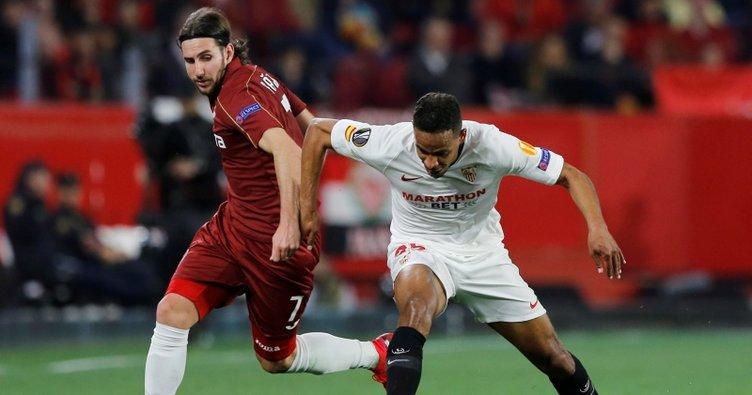 Sevilla 0 - 0 CFR Cluj MAÇ SONUCU