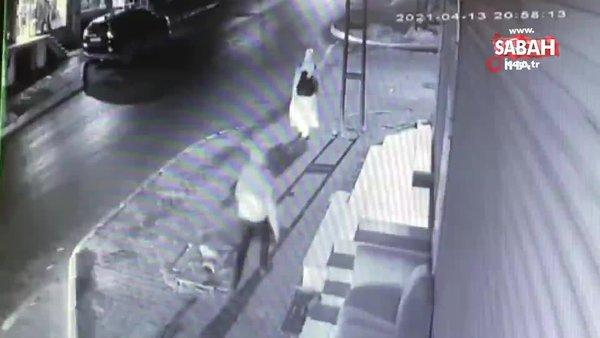 İstanbul Avcılar'da yalnız yürüyen kadına şok!