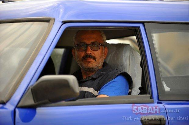 Bursalı usta çocukluk hayali olan arabayı kendisi yaptı!