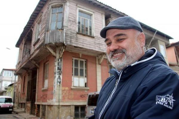Edirne'nin tarihi konakları restore ediliyor
