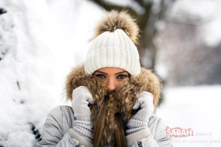 Soğuk havalarda yüz felcine dikkat!