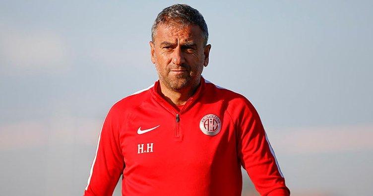 Hamza Hamzaoğlu Son maçta ligde kalmanın keyfini çıkaracağız