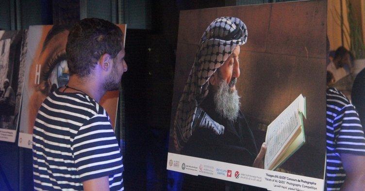 Kudüs'ün Yüzleri Fotoğraf Sergisi Amman'da açıldı