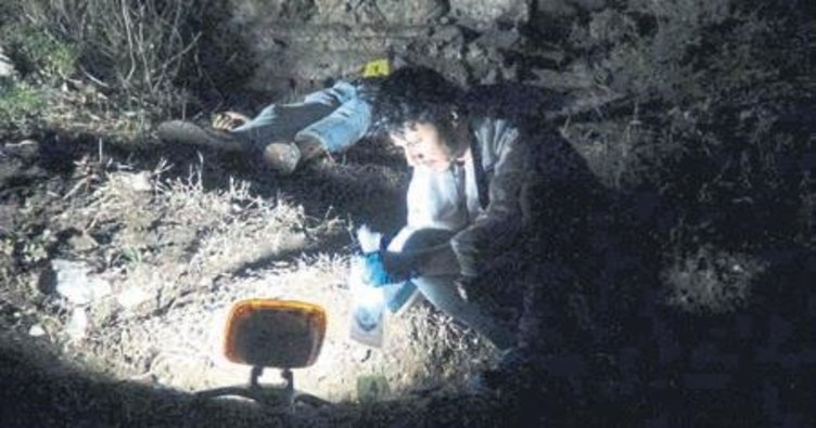 Zeytin bahçesinde erkek cesedi bulundu