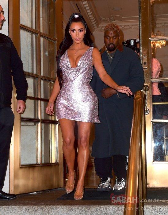 Karıma feda olsun! Kardashian'a küçük bir servet hediye etti...