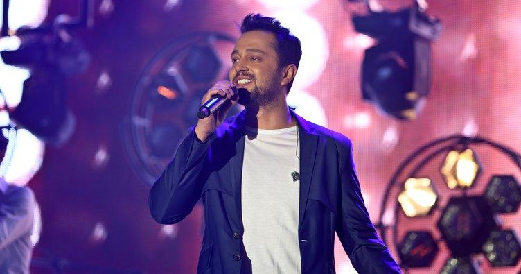 Murat Boz'dan büyüleyici konser!