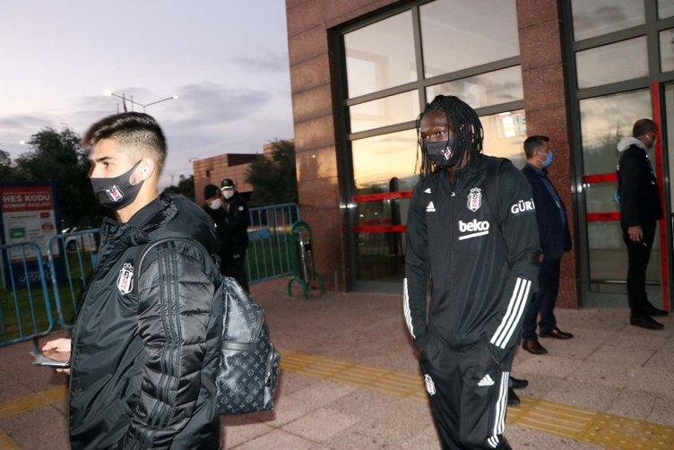 Beşiktaş'ta hedef 3'te 3! İşte Gaziantep maçı 11'i