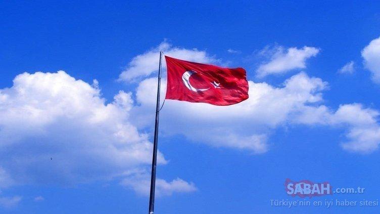 En güzel Türk Bayrağı resimleri! 2020 Türk Bayrağı görselleri