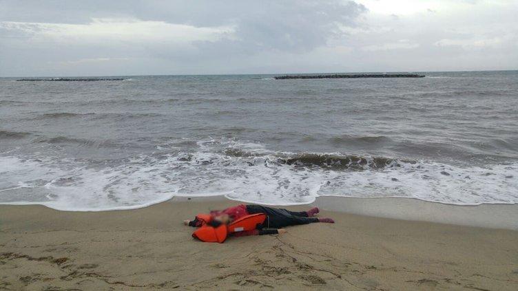 Balıkesir'de göçmen faciası!