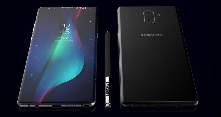 Samsung Galaxy Note 9 geliyor! (Özellikleri ne...