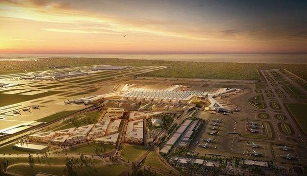 Yeni Havalimanı'nda bin 850 polis görev alacak