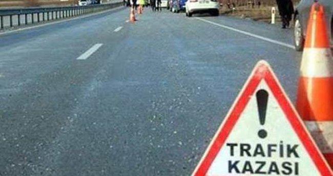 Şanlıurfa'da trafik kazası: 12 yaralı