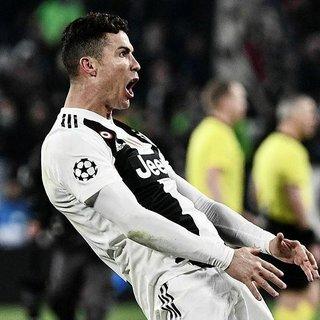 Ronaldo disipline gitti