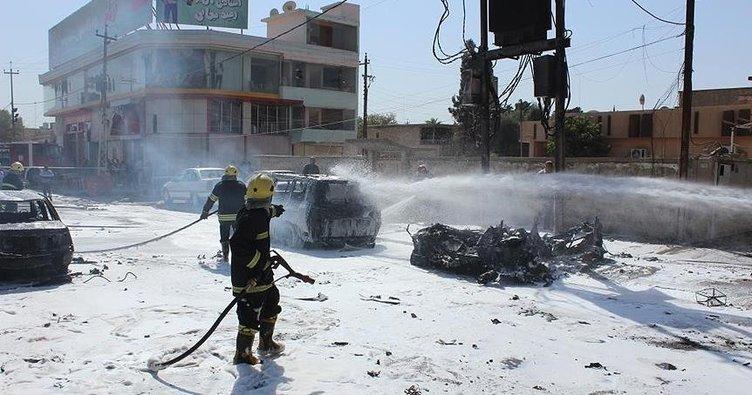 Musul'da intihar saldırısı: 8 ölü 19 yaralı!