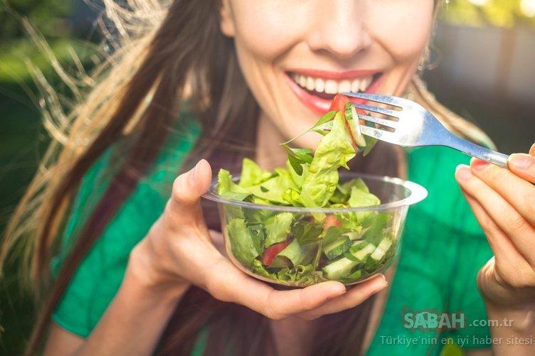 Bilimsel olarak kanıtlandı! Bu besinler yedikçe mutluluk veriyor...
