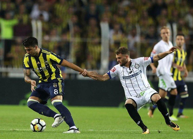 Ozan Tufan La Liga'ya transfer oluyor