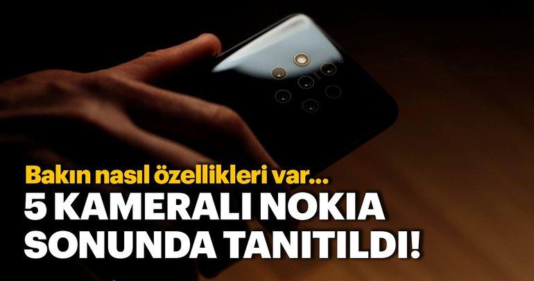 5 kameralı Nokia 9 PureView tanıtıldı! Nokia 9 PureViewle çekilmiş örnek fotoğraflar da yayınlandı