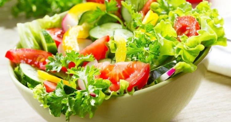 Salata tutkunlarına hitap edecek hem sağlıklı hem...