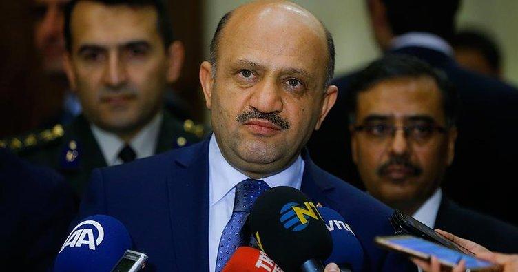 Milli Savunma Bakanı Işık'tan 'bedelli askerlik' açıklaması