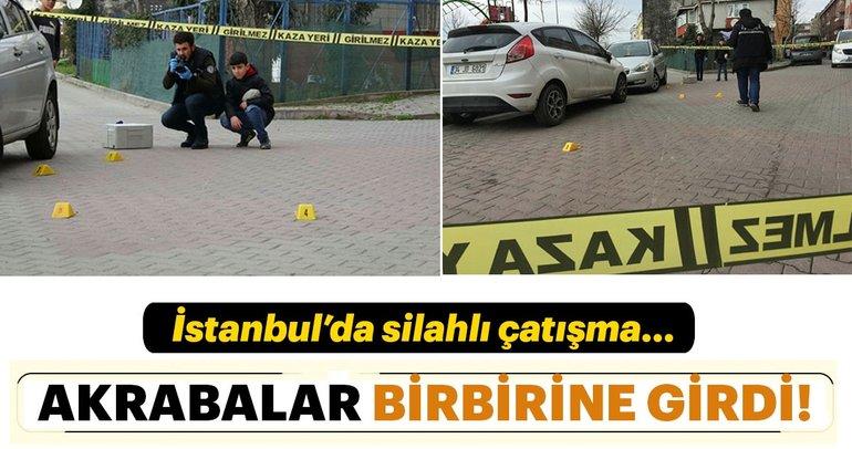Sultangazi'de akraba kavgası: 2 yaralı