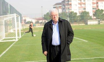 Bursaspor Başkanı Ali Ay: Fenerbahçe maçı ile yeni bir döneme başlayacağız