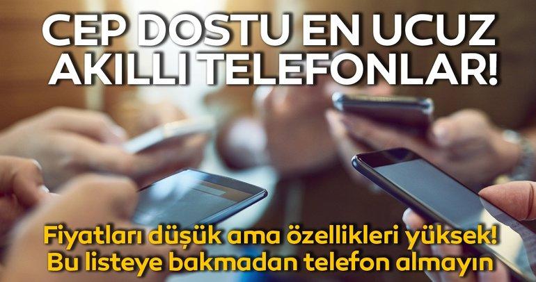 Cep dostu en ucuz akıllı telefonlar!