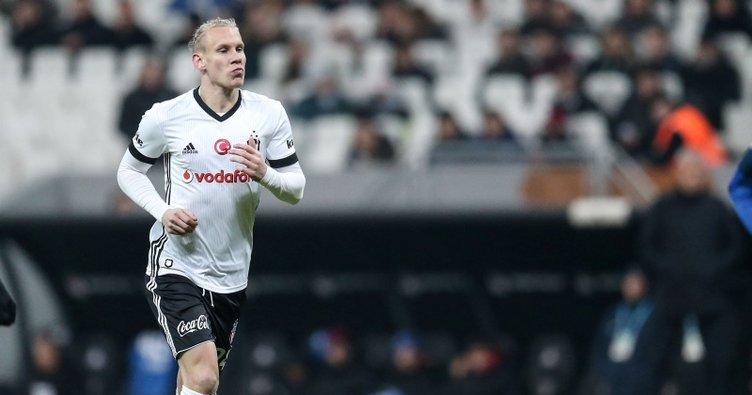 Beşiktaş'ın stoperi Vida'ya Dünya Kupası daveti