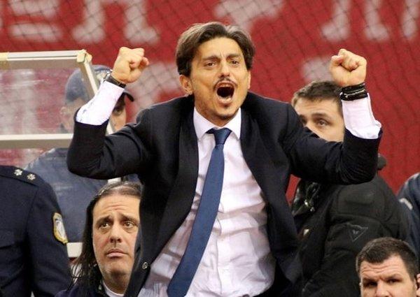 Panathinaikos Başkanı Dimitris Giannakopoulos'tan Türk taraftarlara küfür!