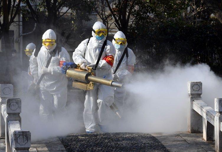 Son dakika: Koronavirüs İran'a sıçradı!
